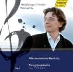 String Symphonies Nos 1-4 & 9