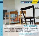 Aphorisms (Weinberg/Sjostakovitj/Nemtsov)
