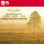 Symphonies Nos 6-8