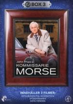 Kommissarie Morse Box  3