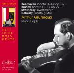 Beethoven / Brahms / Debussy