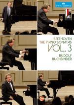 The Piano Sonatas Vol. 3