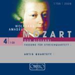 Don Giovanni (Version For String Q.)