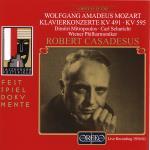 Piano Concertos Nos 24 & 27