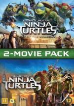 Teenage Mutant Ninja Turtles 1+2