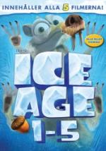 Ice age 1-5 Box