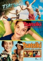Tsatsiki boxen - 3 filmer