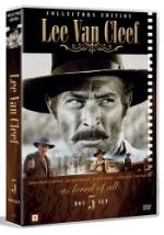 Lee Van Cleef collection - 5 filmer