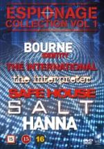 Espionage collection vol 1