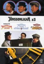 Jönssonligan x 3