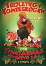 Trolltyg i tomteskogen - Tomtarna edition