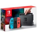 Nintendo Switch Basenhet - Red/blue