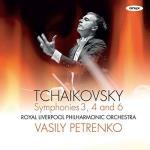 Symphonies 3/4/6 (Petrenko)