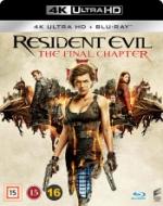 Resident evil / Final chapter