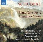 Piano Trio No 2 / Arpeggione Sonata