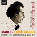 Complete Symphonies Nos 1-9 (Maazel)