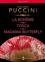 Puccini Operas Box Set