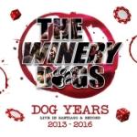 Dog years Live 2013-2016 (Digi)