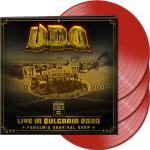 Live in Bulgaria 2020 (Red/Ltd)