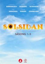 Solsidan / Säsong 1-5 Box