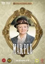 Miss Marple / Säsong 1-6 Box