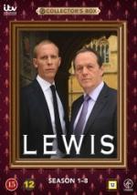 Lewis / Säsong 1-8 Box