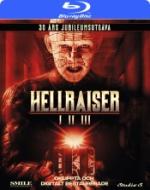 Hellraiser 1-3 / Uncut collection