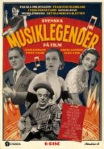 Svenska musiklegender på film