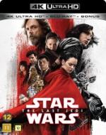 Star Wars 8 / The last Jedi (Ej textad)