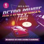 80s & 90s Retro Music Party