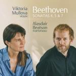Violin Sonatas No 4/5/7