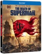 DC Universe - The death of Superman / Steelbook