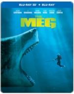 The Meg 3D - Steelbook