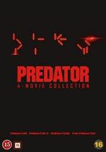 Predator 1-4 collection