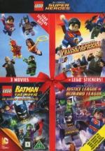 Lego - Tripple super heroes