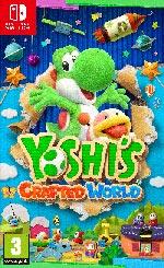 Yoshi`s crafted world