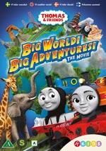 Thomas & vännerna / Stor värld stora äventyr