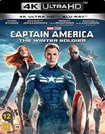 Captain America 2 / Winter soldier