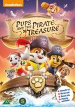 Paw Patrol - Valparna och piratskatten