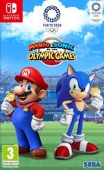 Mario & Sonic Olympic Tokyo 2020