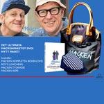 Det kompletta Macken-paketet - DVD