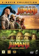 Jumanji - Welcome to the jungle + Next level