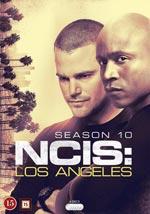 NCIS Los Angeles / Säsong 10 (Ej textad)