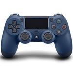 PS4 DualShock 4 Handkontroll Midnight Blue V2