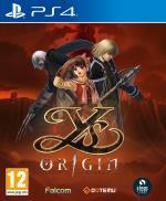Ys Origin PS4