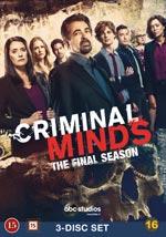 Criminal minds / Säsong 15 (Ej textad)