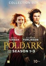 Poldark / Säsong 1-3