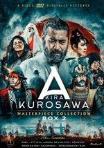 Akira Kurosawa Masterpiece collection 2