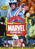 Marvel Classics - Box 1