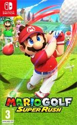 Mario Golf - Super rush